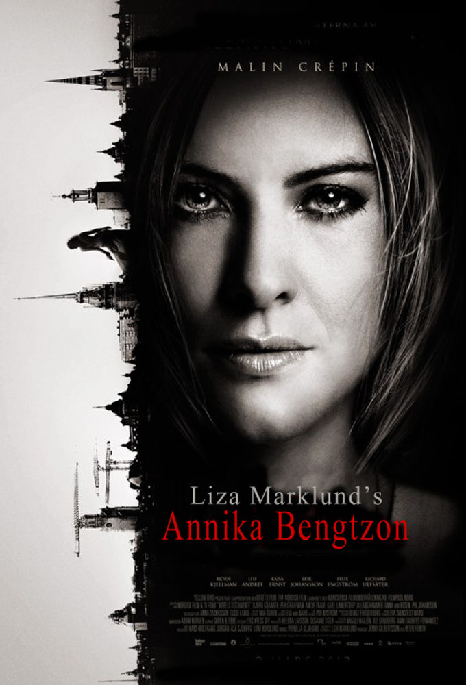 Annika Bengtzon: Crime Reporter cover