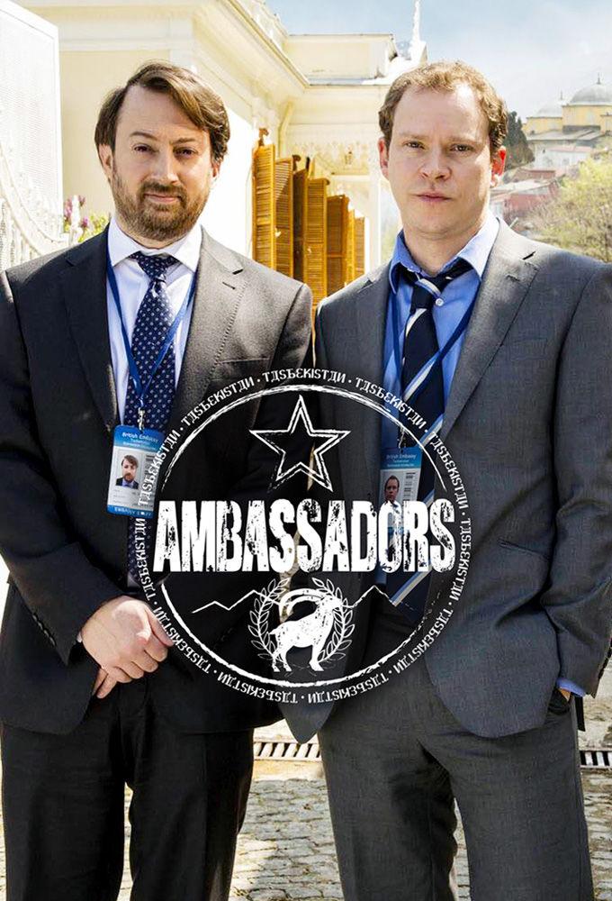 Ambassadors cover
