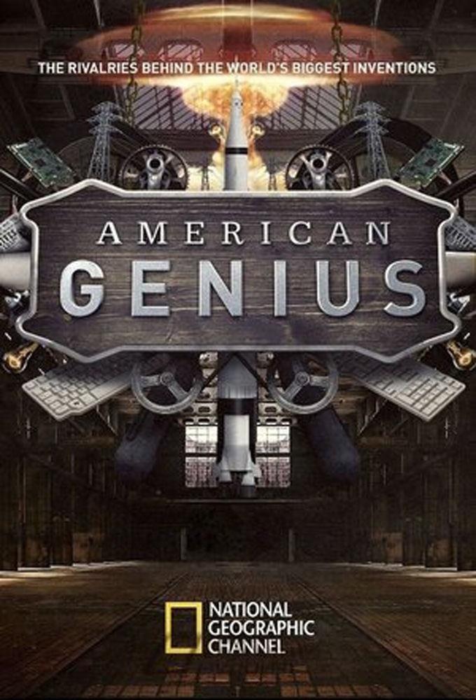 American Genius cover
