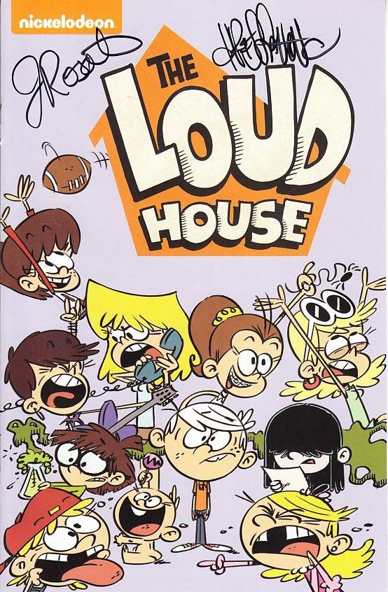 the loud house cover girl full episode