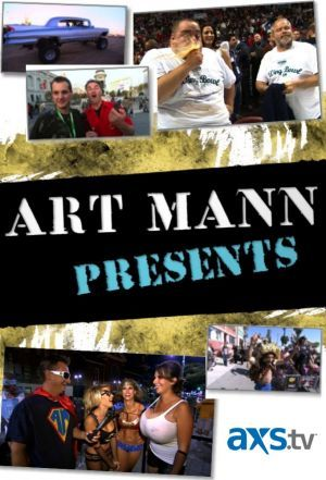 Art Mann Presents... cover