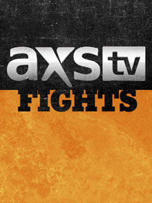 AXS TV Fights cover