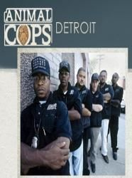 Animal Cops: Detroit cover