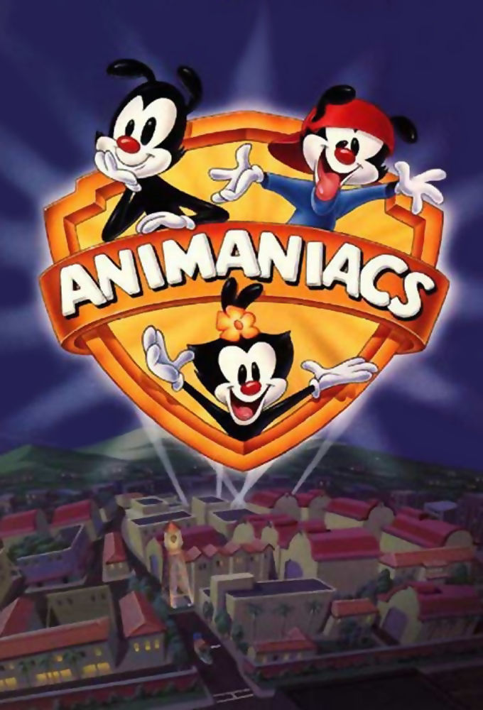 Animaniacs cover