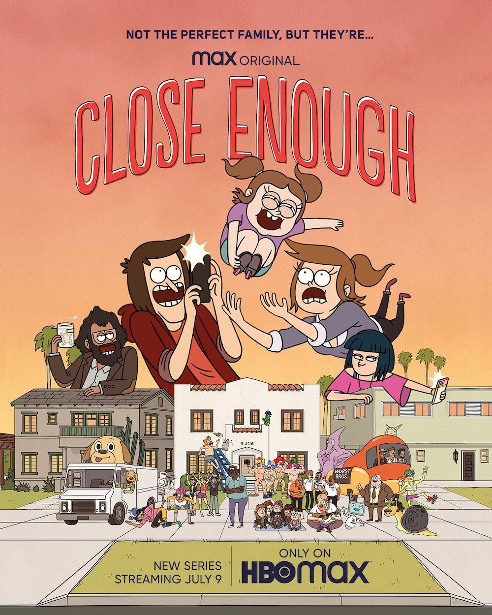 Достаточно Близко (2020)