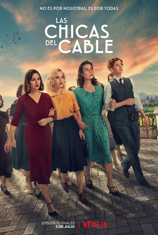 Las Chicas Del Cable Online