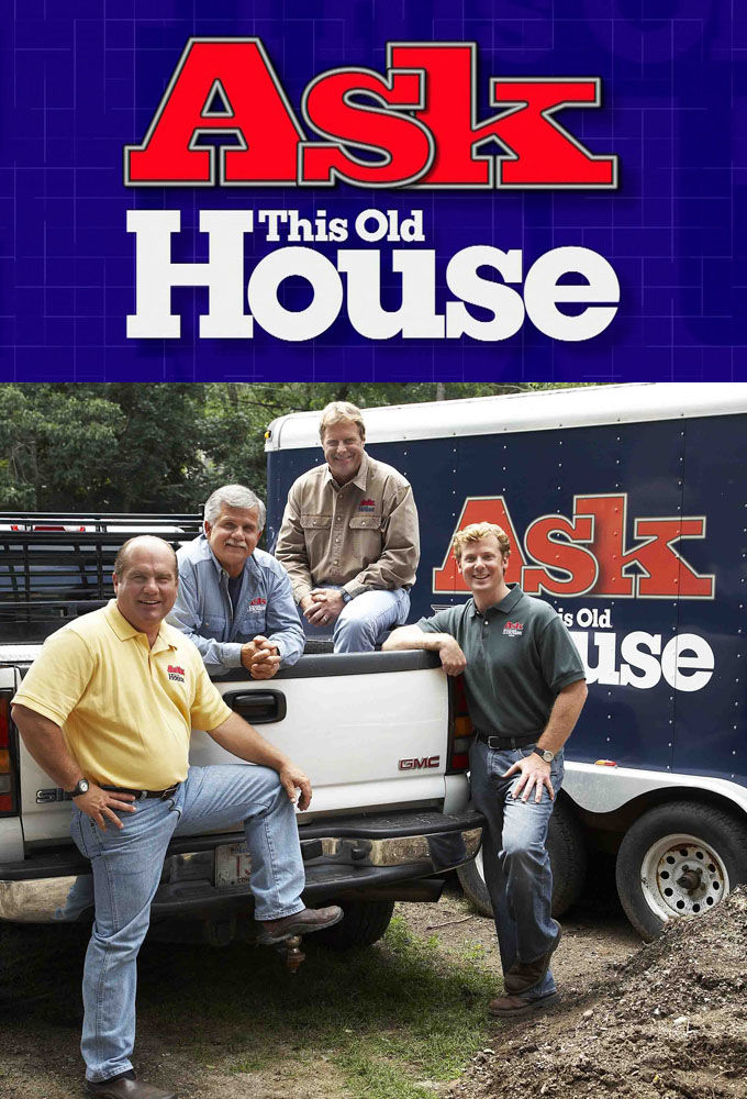 Ask This Old House cover
