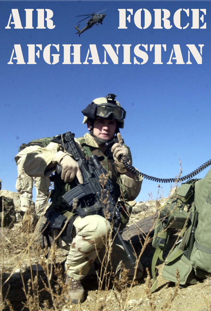 Air Force Afghanistan cover