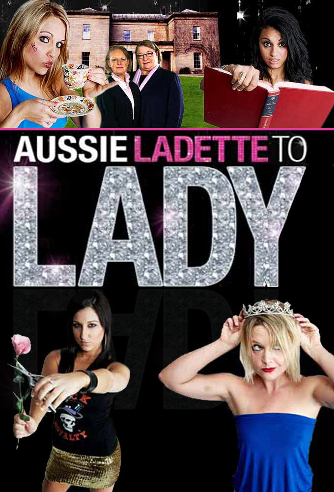 Aussie Ladette to Lady cover