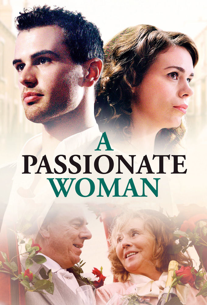 A Passionate Woman cover
