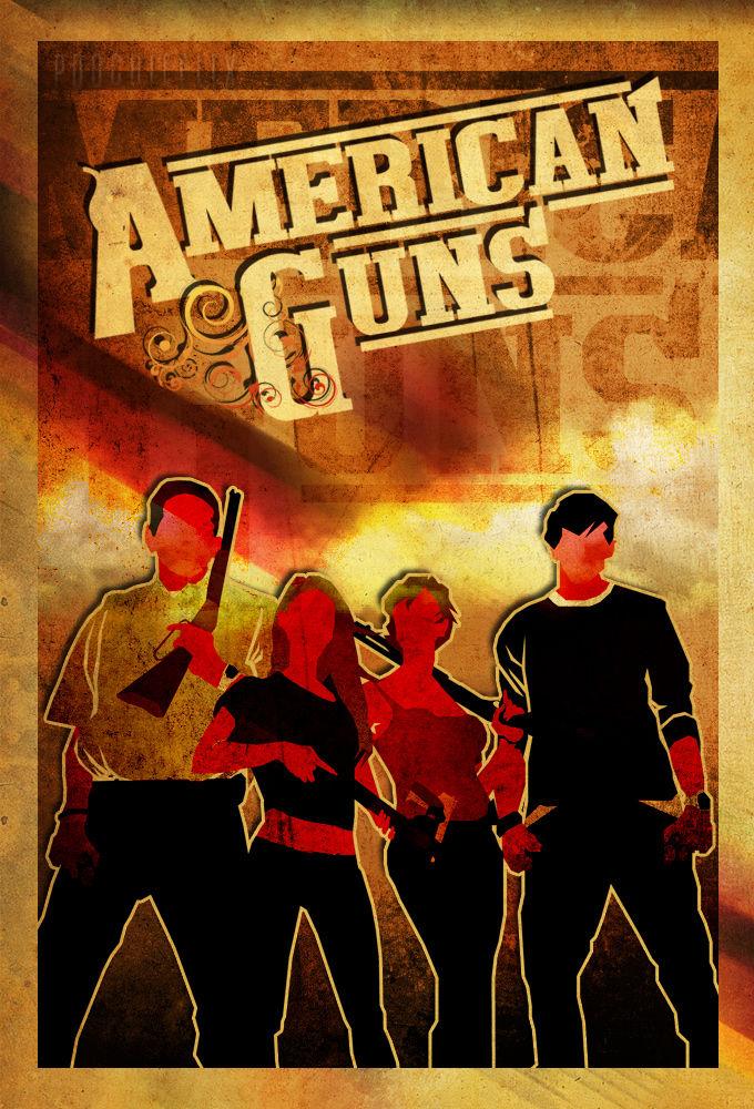 American Guns cover
