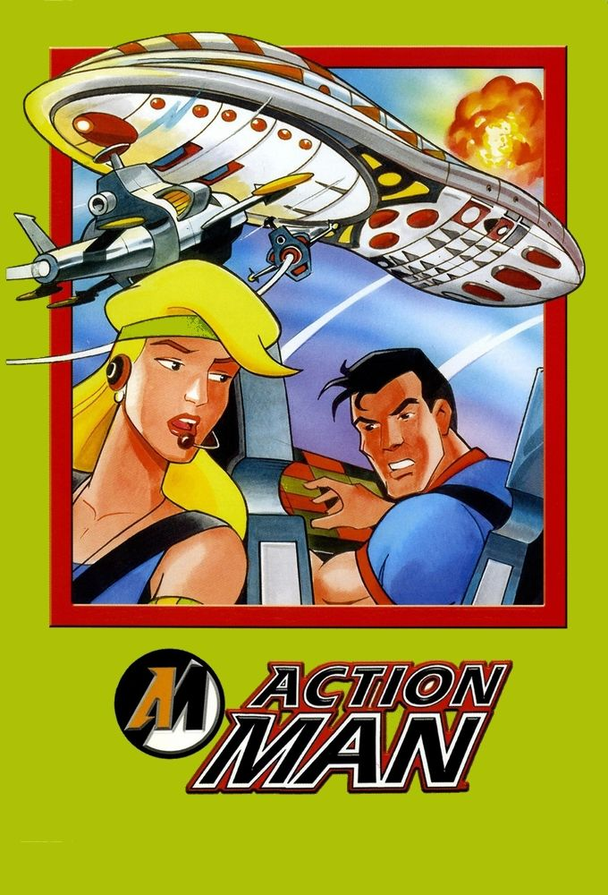 Action Man cover