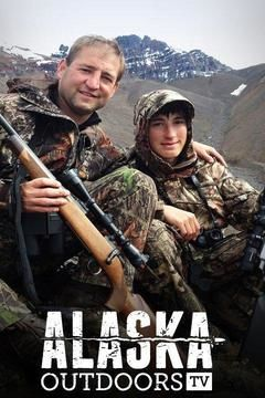 Alaska Outdoors TV cover