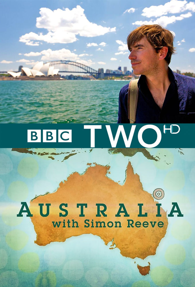 Australia with Simon Reeve cover