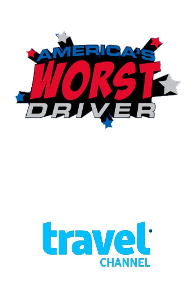 America's Worst Driver cover