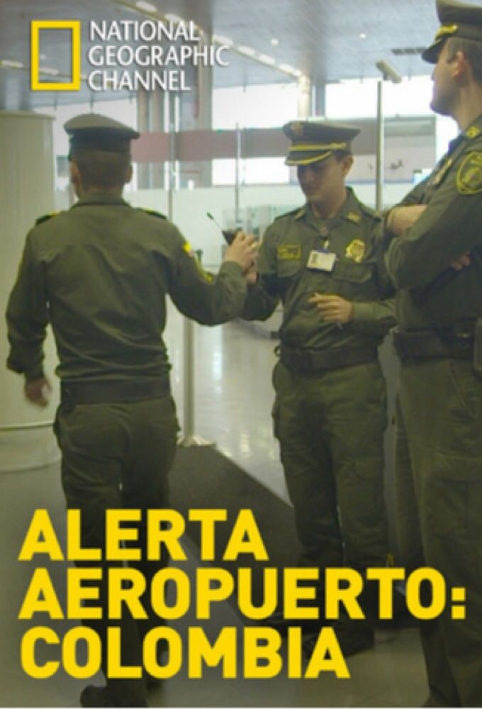 Airport Security: Colombia cover