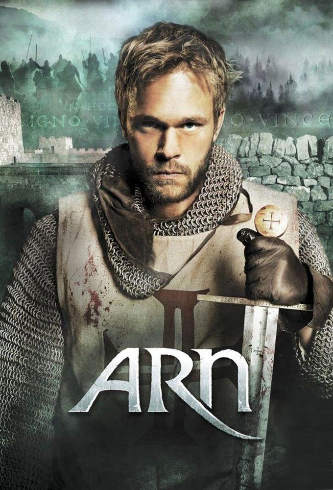 Arn - The Knight Templar cover