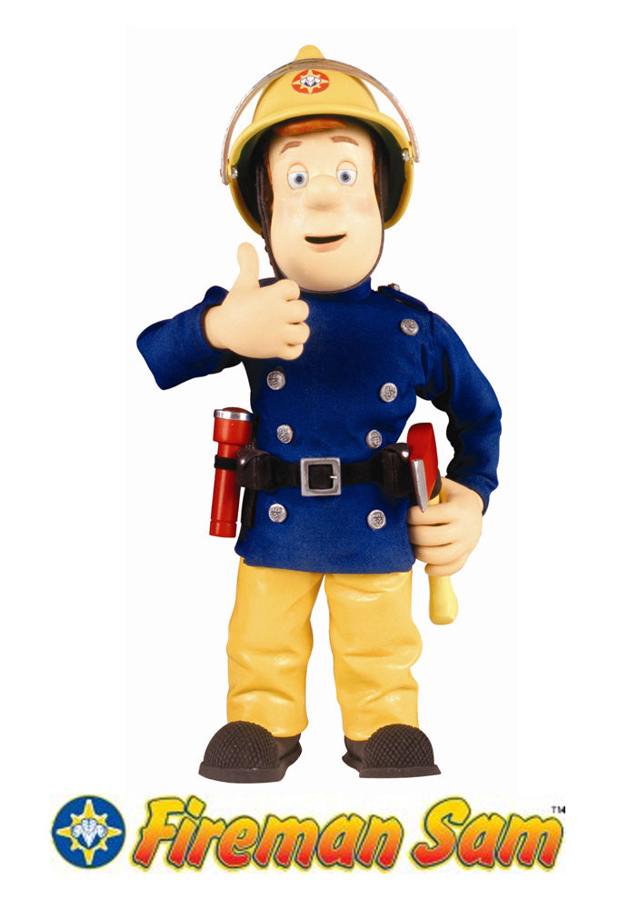 It's just a photo of Delicate Fireman Sam Pic