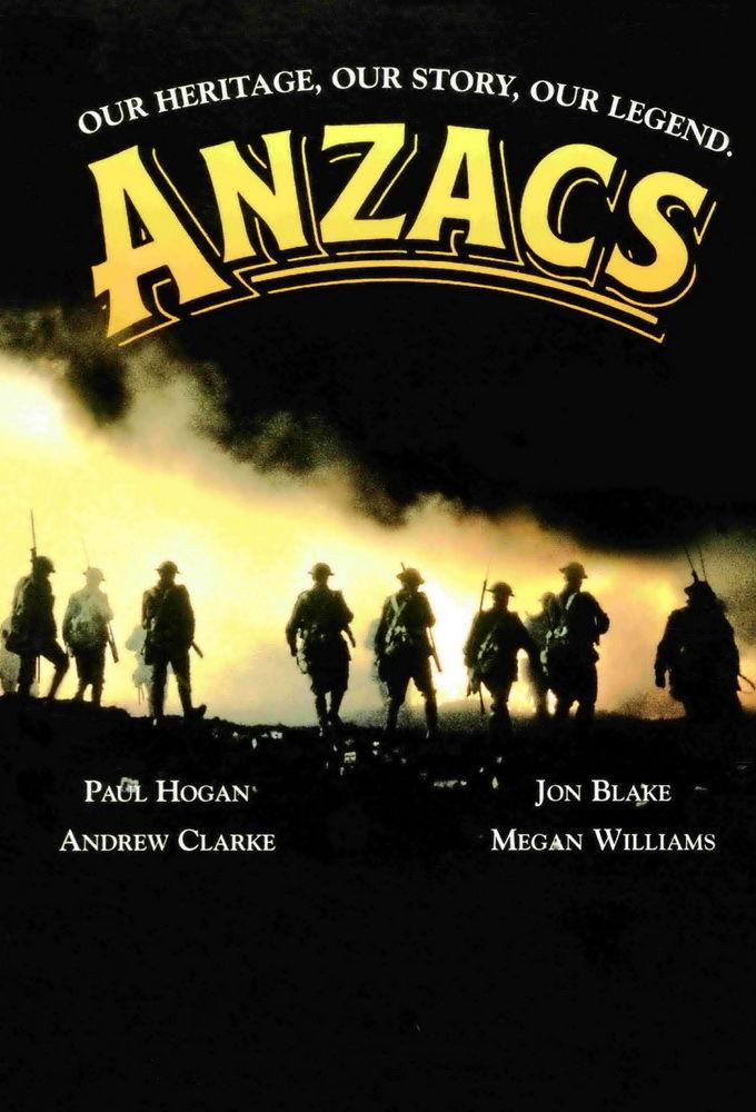 Anzacs cover