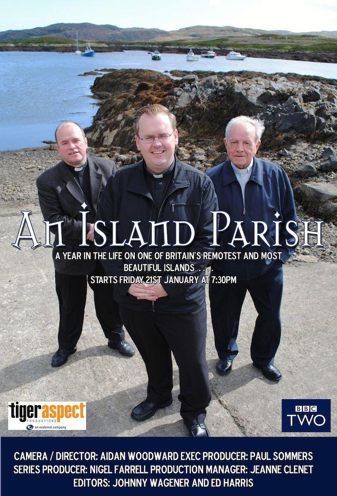 An Island Parish cover