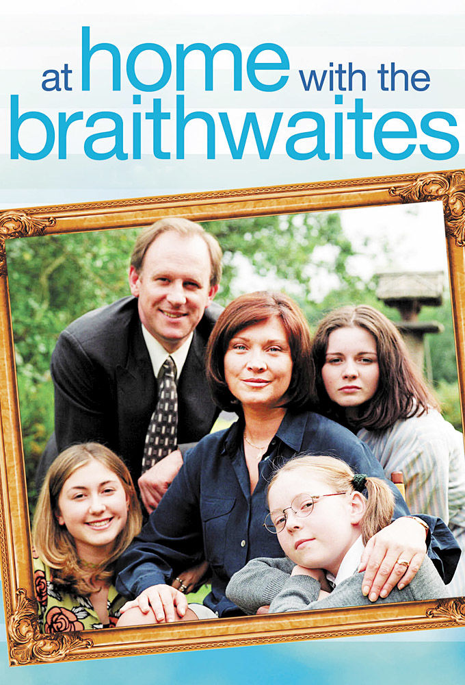 At Home with the Braithwaites cover