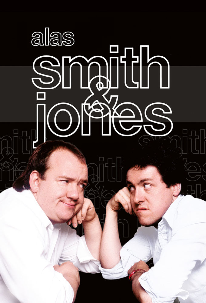 Alas Smith and Jones cover