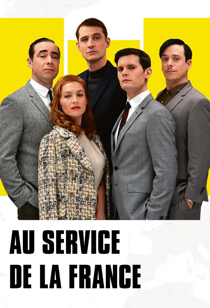 Au service de la France cover