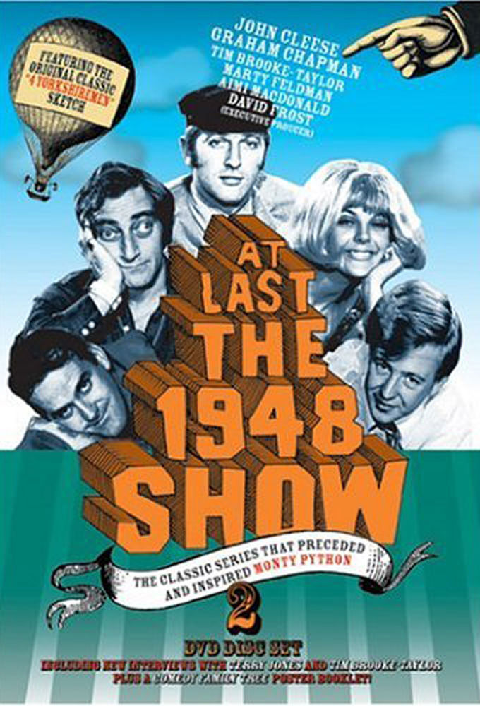 At Last the 1948 Show cover