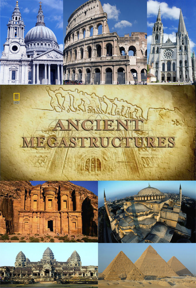 Ancient Megastructures cover