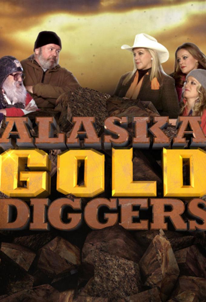 Alaska Gold Diggers cover