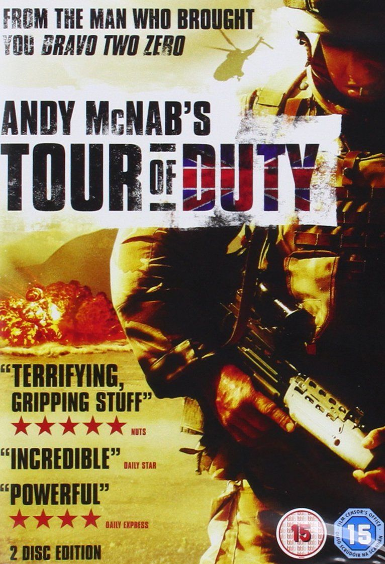 Andy McNab's Tour of Duty cover