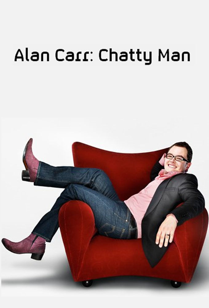 Alan Carr: Chatty Man cover