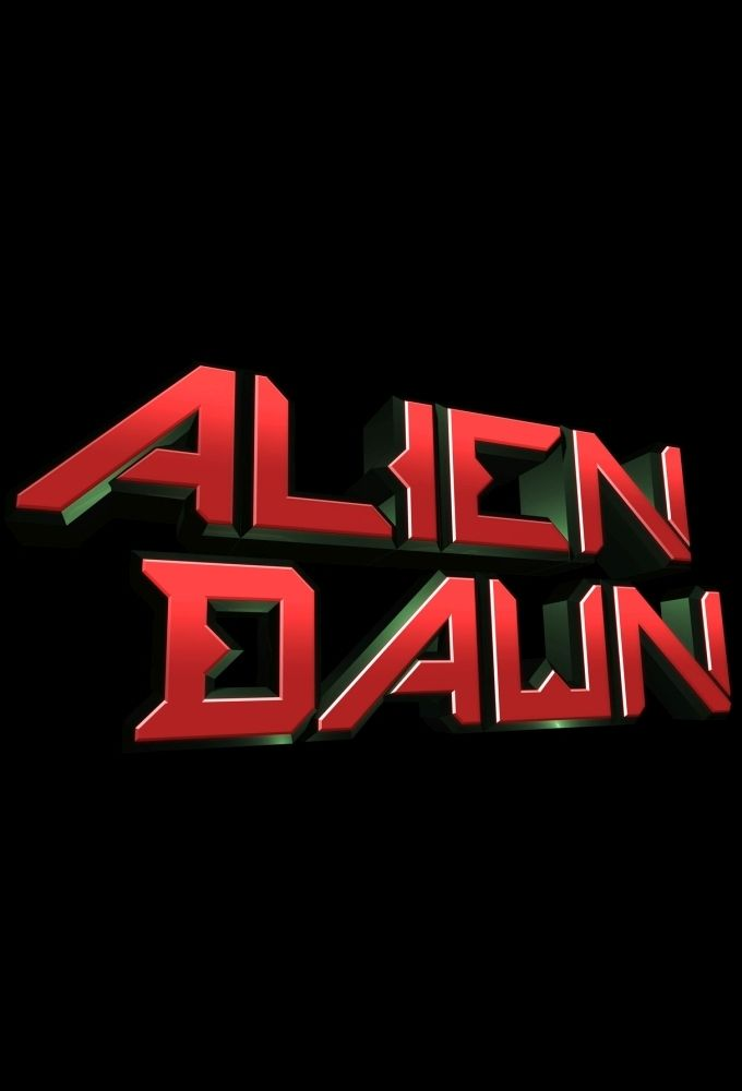 Alien Dawn cover