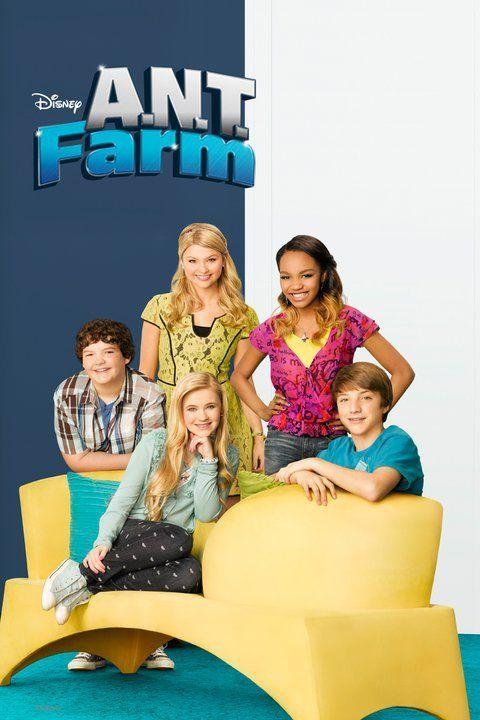 A.N.T. Farm cover