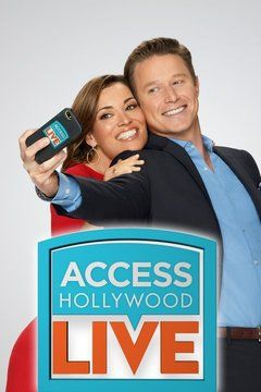 Access Hollywood Live cover