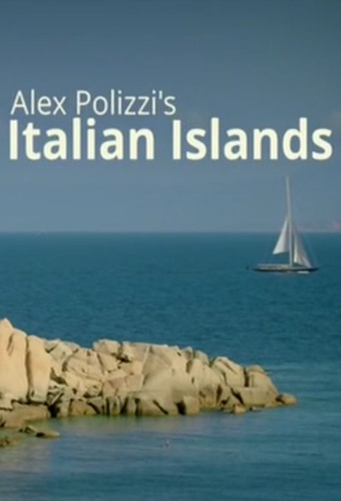 Alex Polizzi's Italian Islands cover