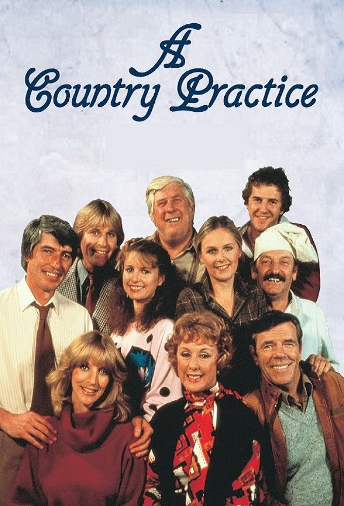 A Country Practice cover