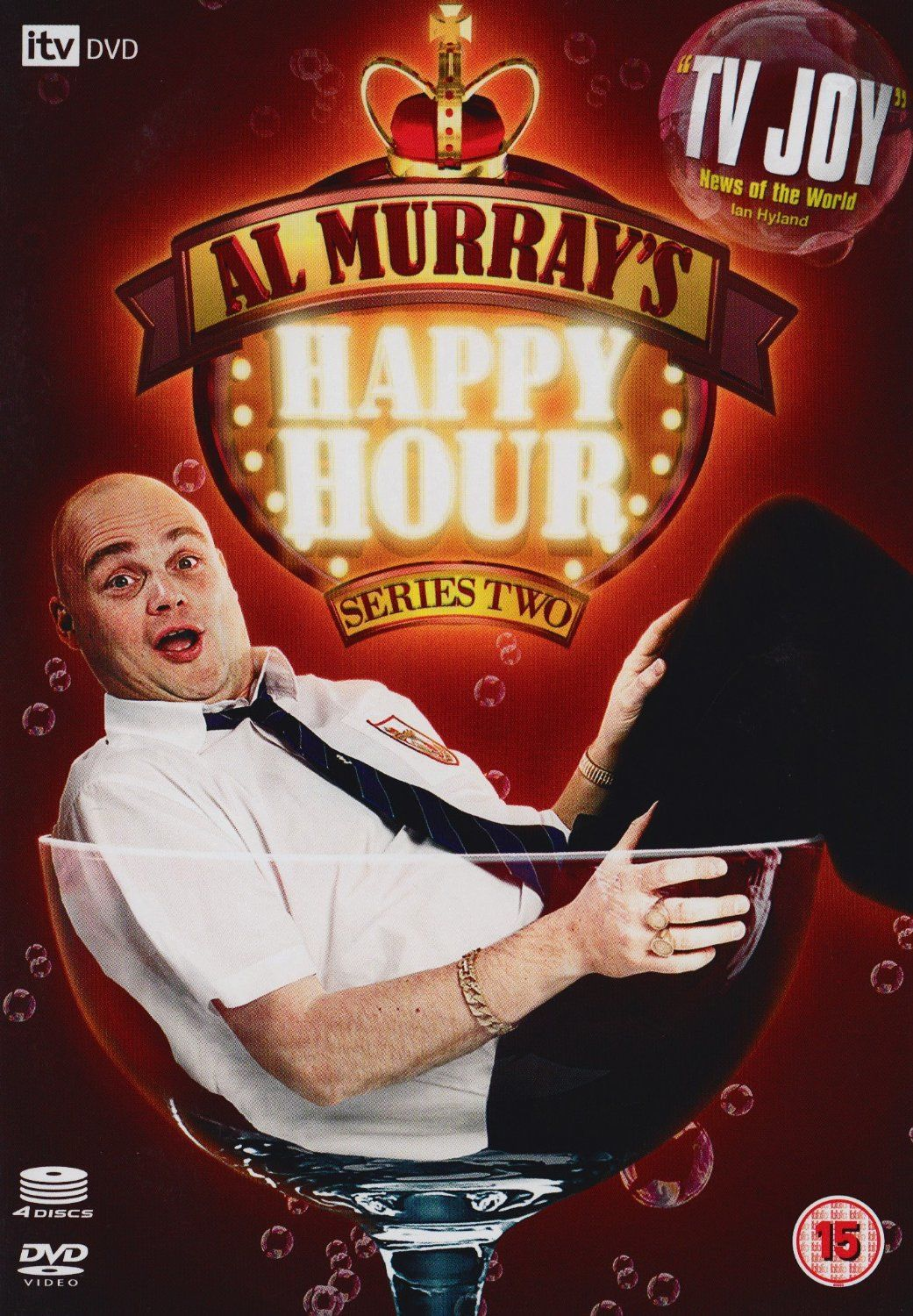 Al Murray's Happy Hour cover