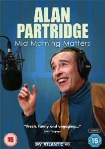 Alan Partridge's Mid Morning Matters cover