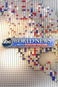 ABC World News Tonight with David Muir cover