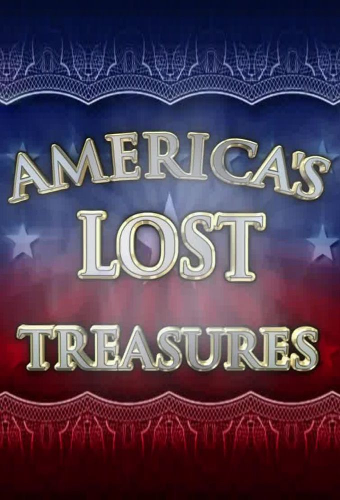 America's Lost Treasures cover