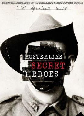 Australia's Secret Heroes cover