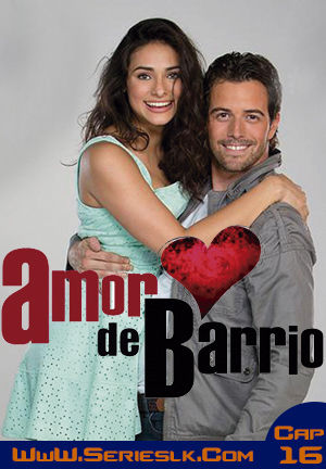 Amor de barrio cover
