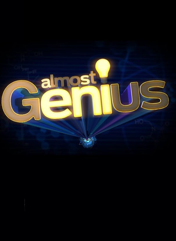 Almost Genius cover