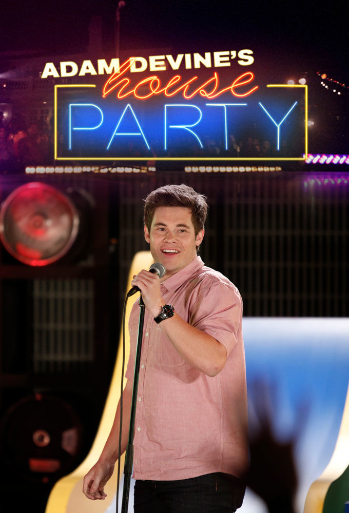 Adam DeVine's House Party cover