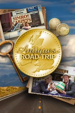 Antiques Road Trip cover
