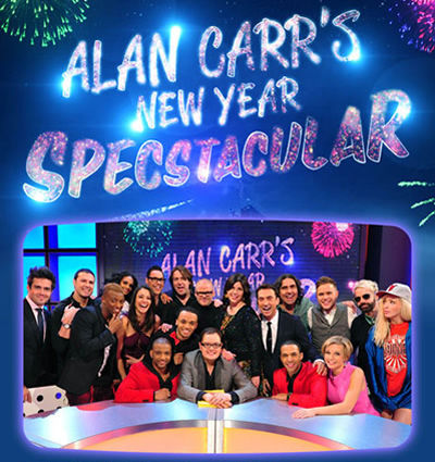 Alan Carr's Specstacular cover