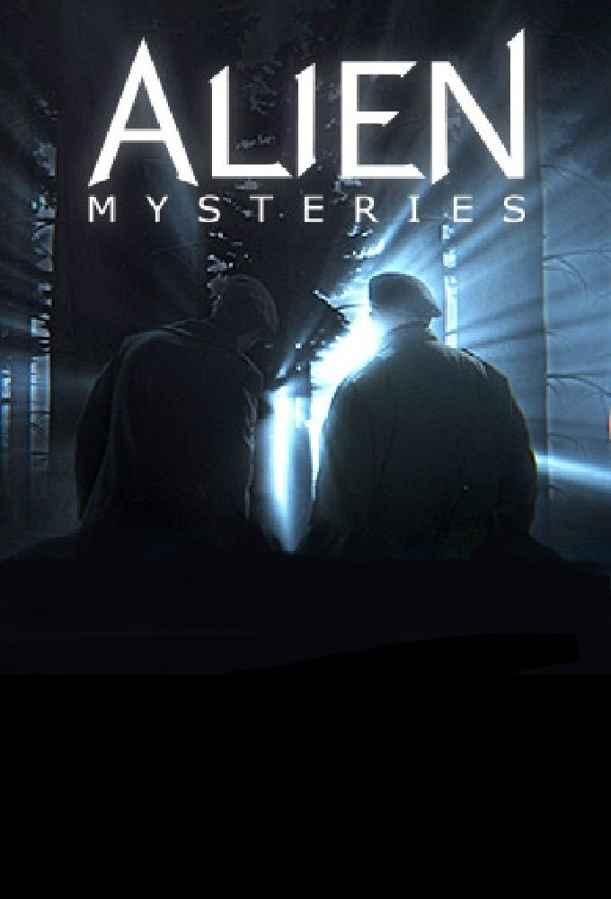 Alien Mysteries cover