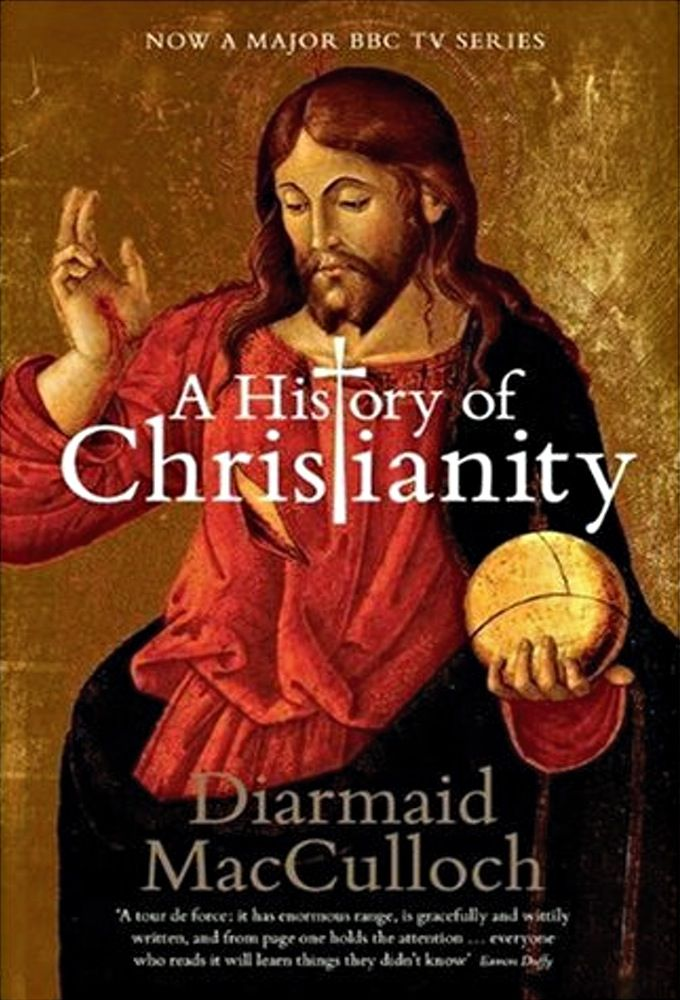 A History of Christianity cover