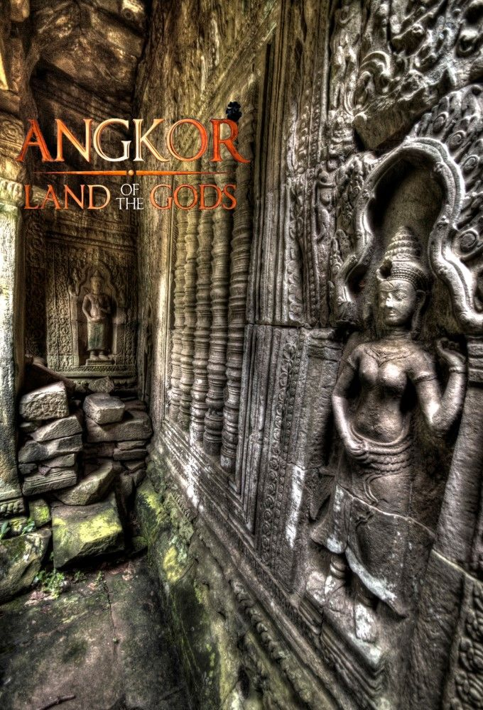 Angkor: Land of the Gods cover